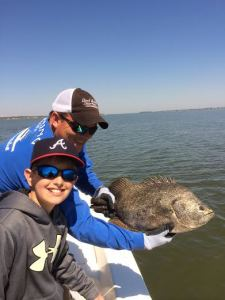 St Simons tripletail charters