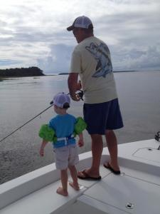 st simons island fishing guide