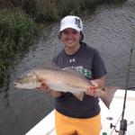 Redfishing Charters St Simons Island GA